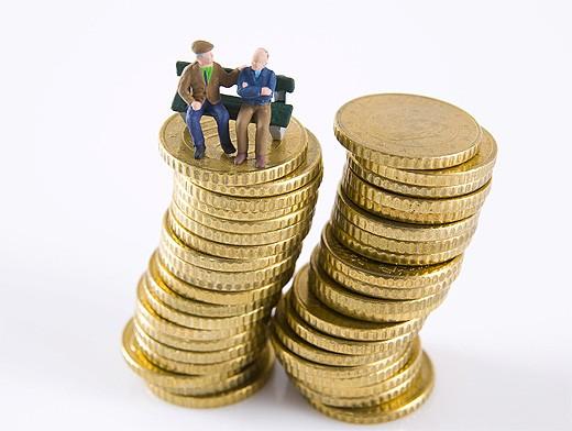 Трудовая пенсия в 2014 году составит 11 тысяч 144 рубля