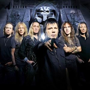 Группа Iron Maiden воссоздаст в Питере легендарное шоу
