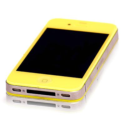 iPhone 5C желтый