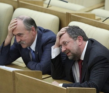 Только 39% россиян считают, что стране нужна Госдума