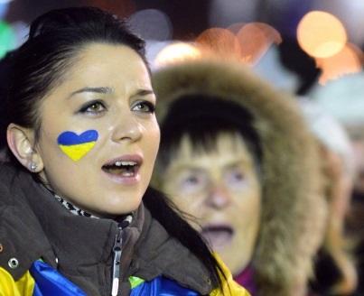Революция в Украине – сценарий «будущих» президентов
