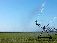 В Волгоградской области восстанавливают систему мелиорации