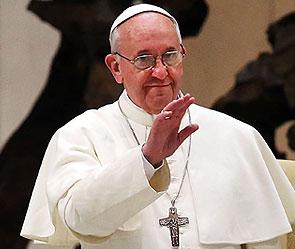Папа Римский Франциск назвал имена 19 новых кардиналов