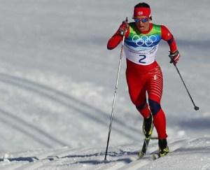 Вологжанка Юлия Чекалева заняла 15-е место в скиатлоне на Олимпиаде