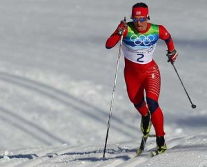 скиатлон. женщины