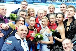 Российским олимпийцам-победителям присвоены звания мастеров спорта